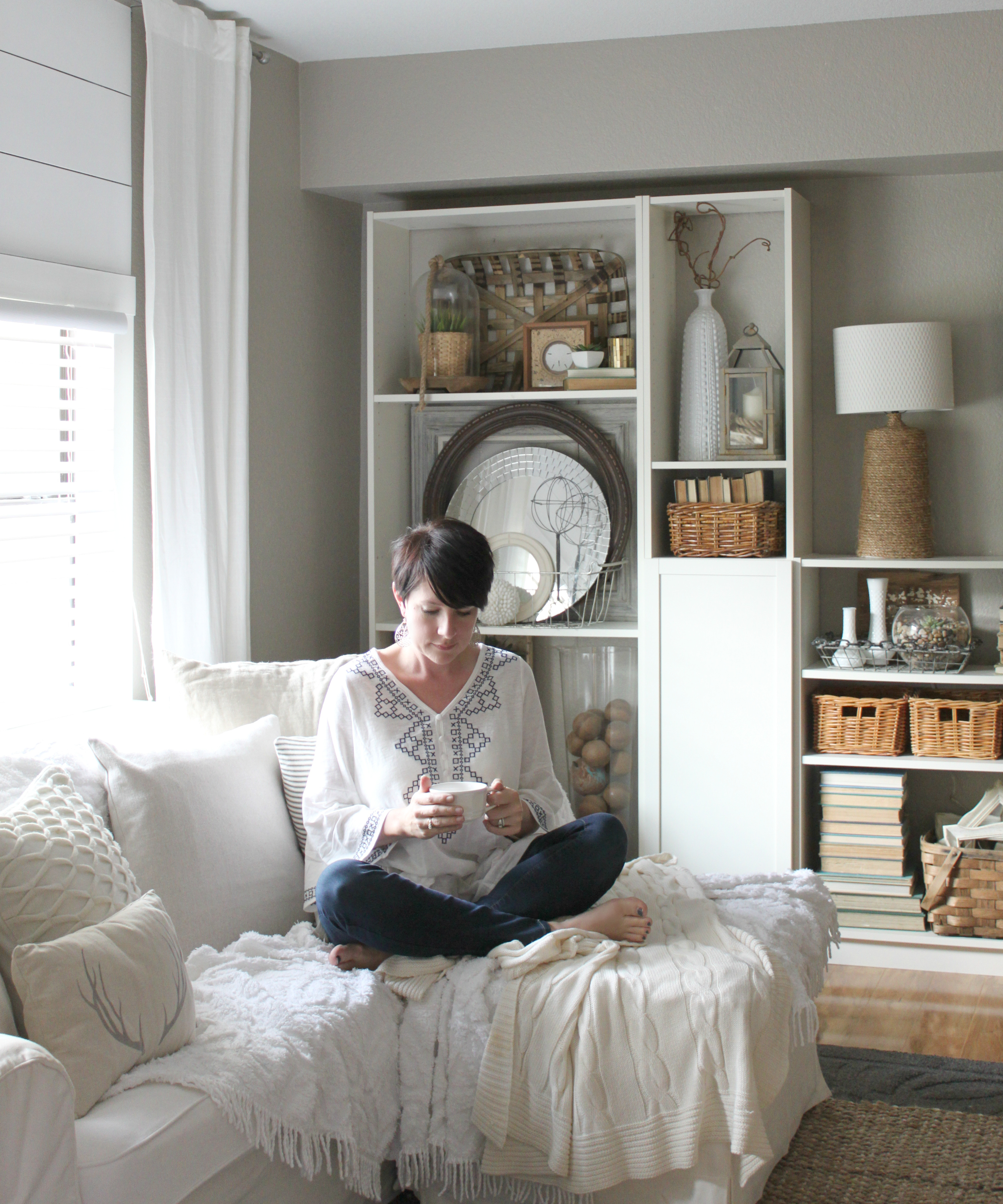 At home with Shannon from An Inspired Nest