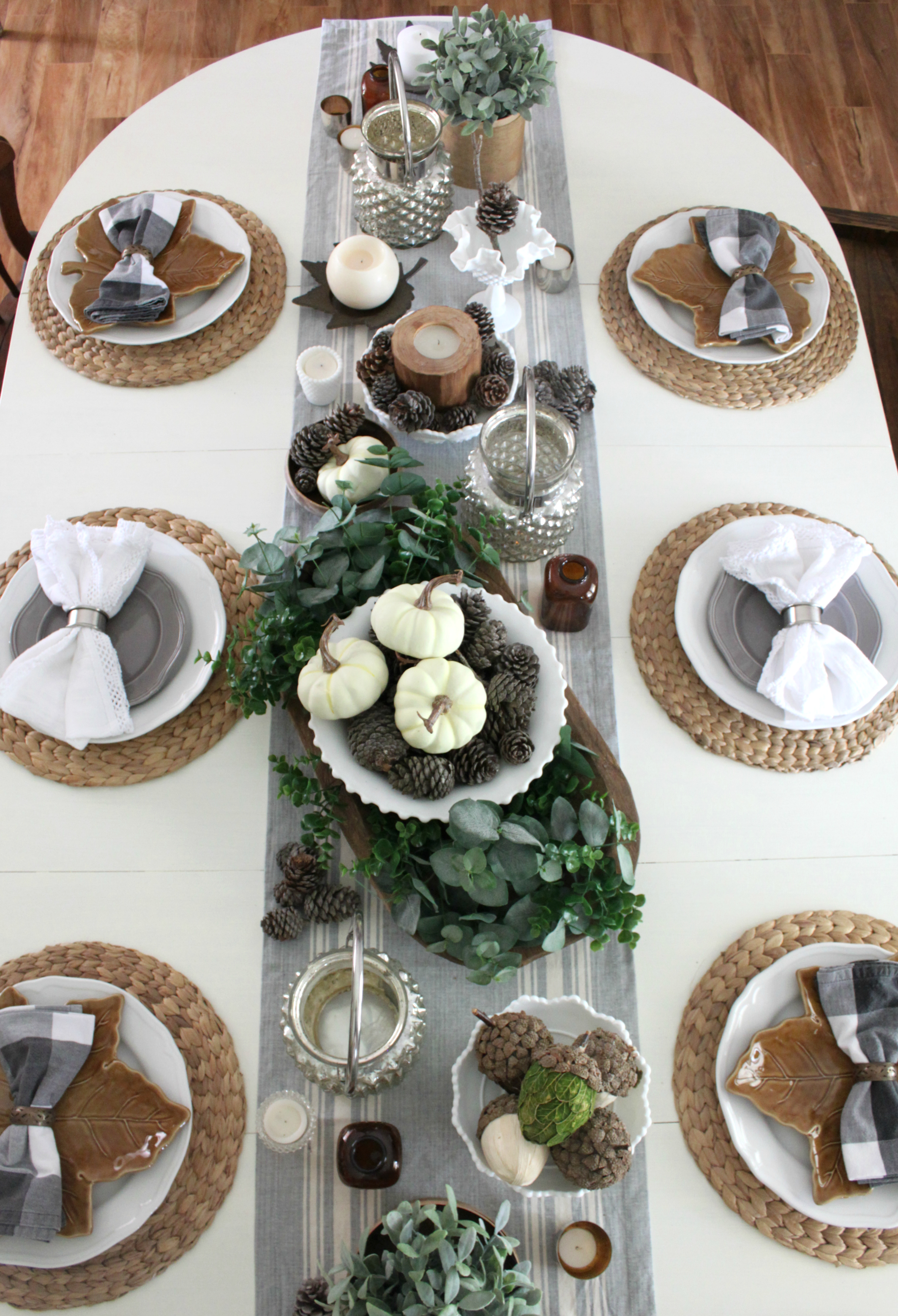 fall-dining-room-tablescape-thrifted-decor-place-setting