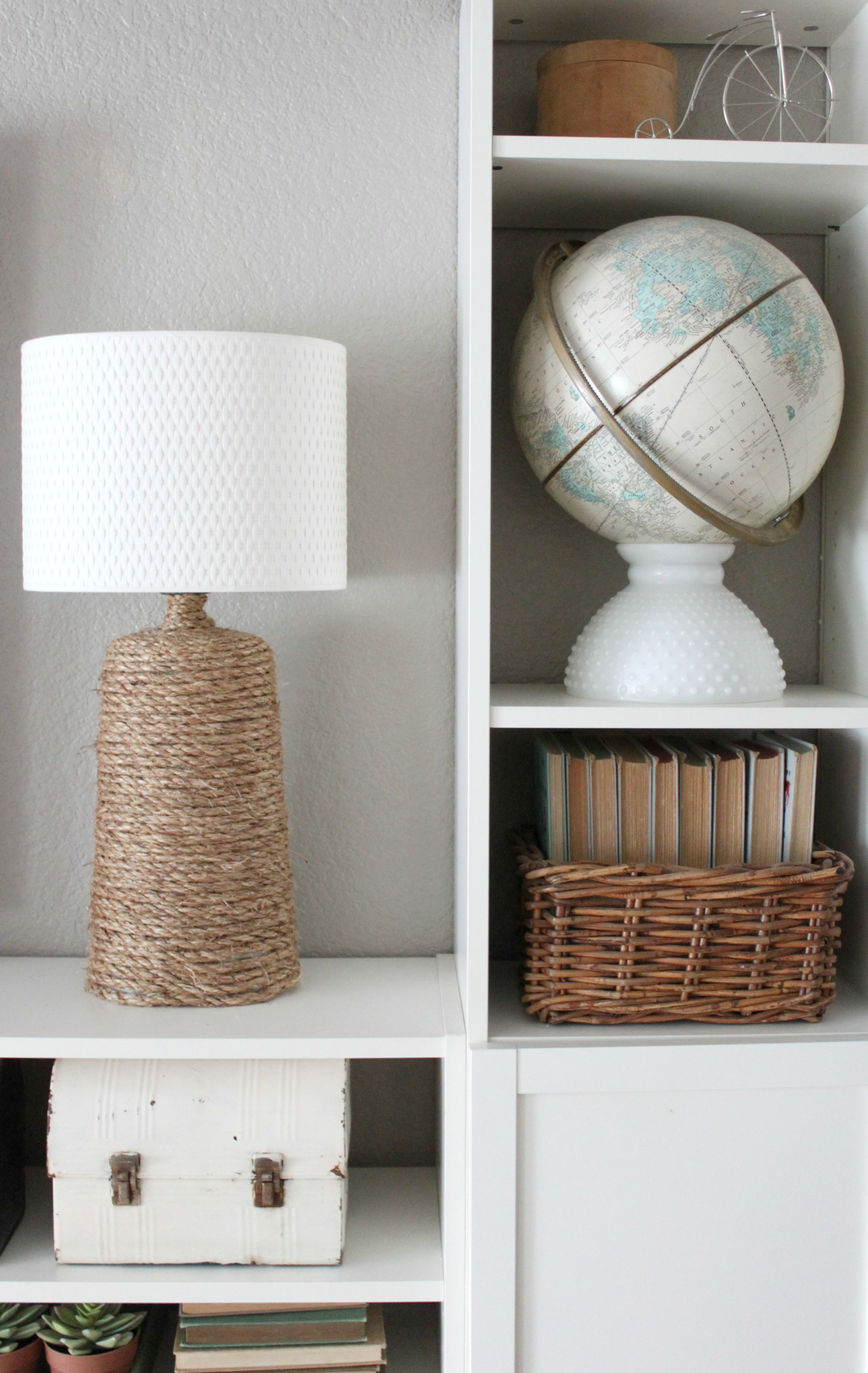 Lamps Rope Diy