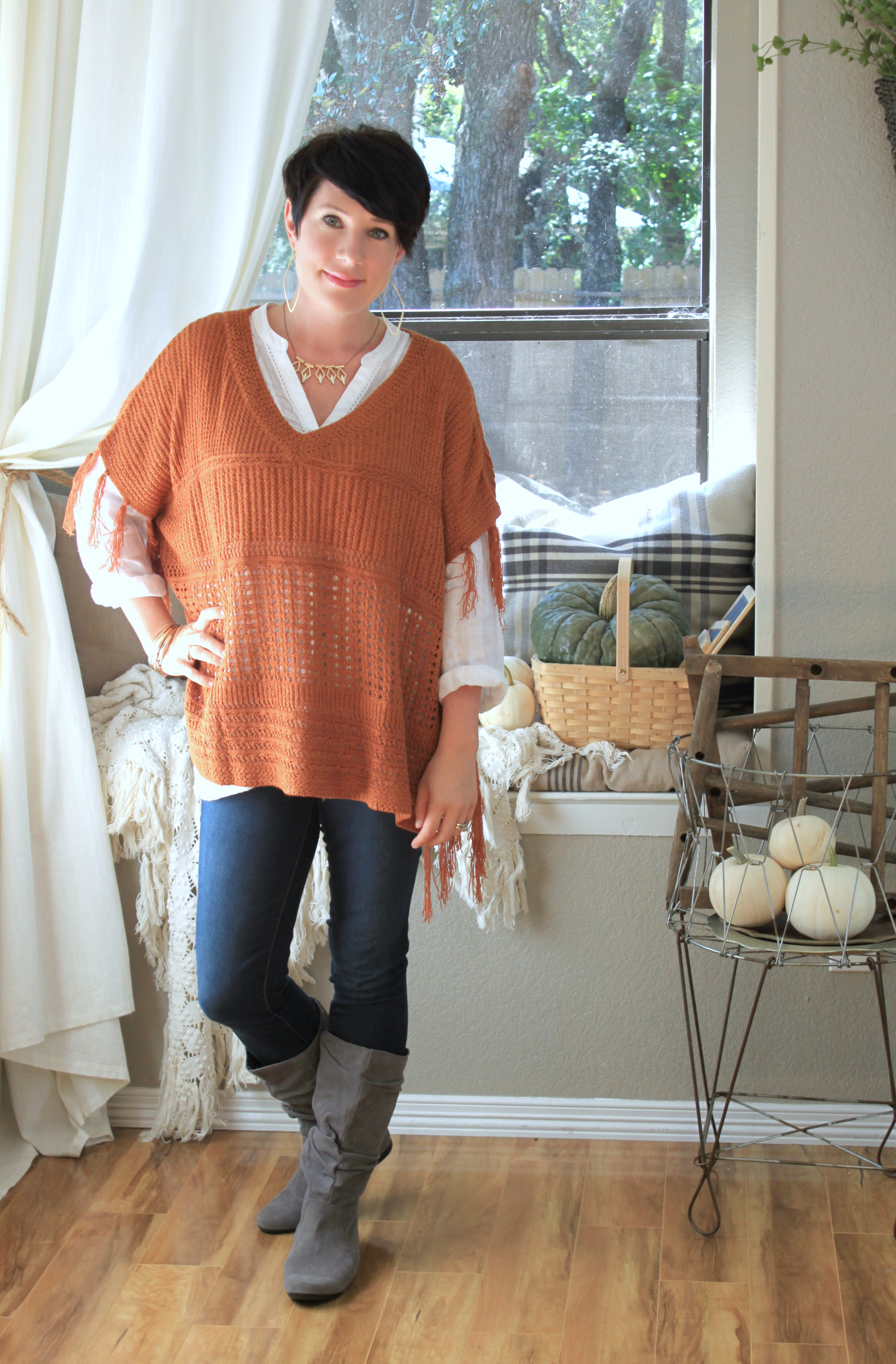 Sunday Style: Fresh and Affordable Fall Looks by An Inspired Nest