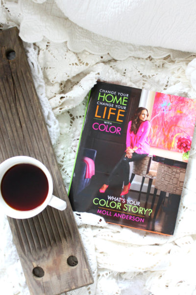 How Moll Anderson's New Book Unlocked My Color Story