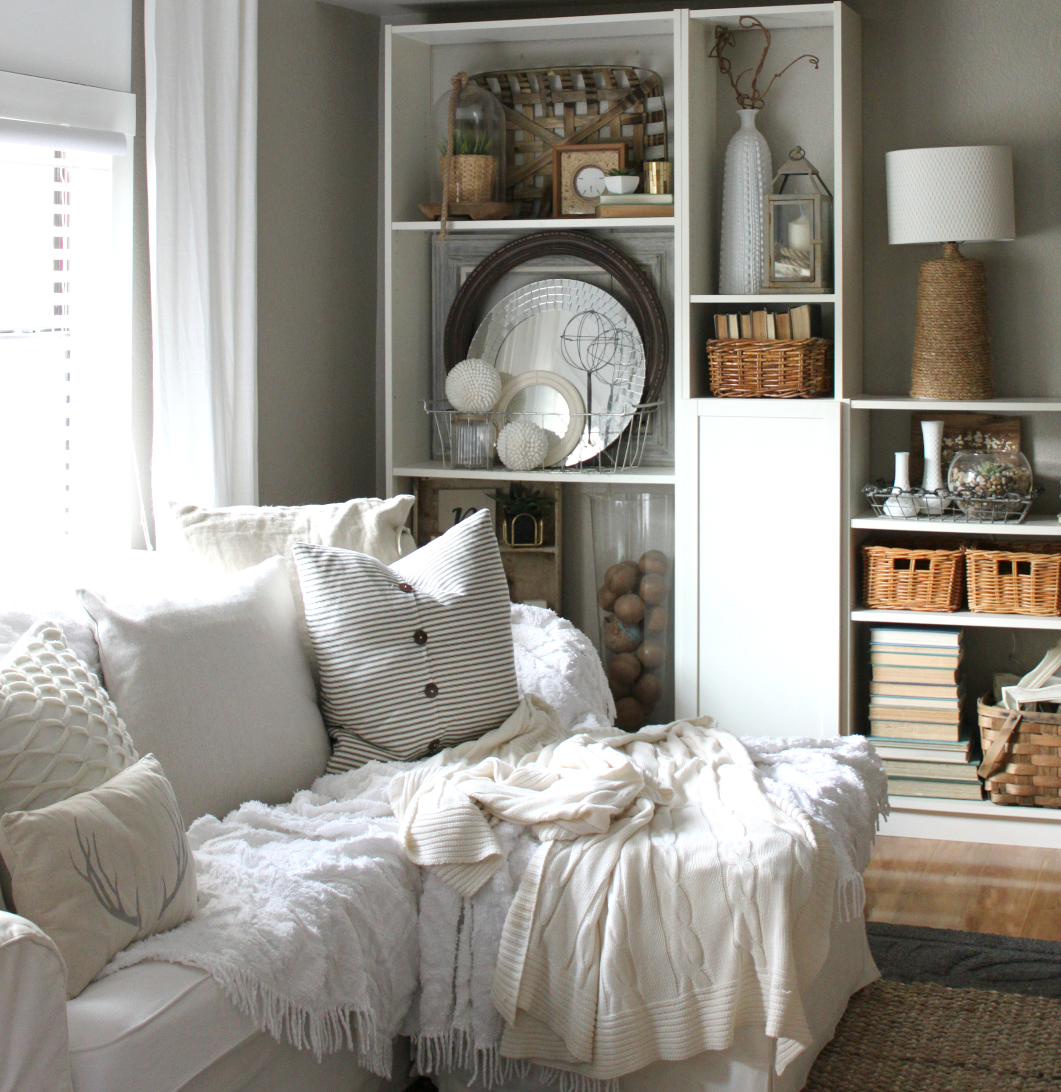 How I Decorate With Ikea Decor An Inspired Nest